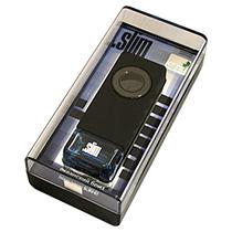 "SLMV-61 Ароматизатор на дефлектор "".SLIM"" океанский бриз"