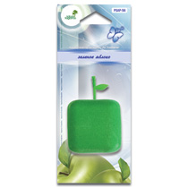 PSAP-56 Подвесной ароматизатор (зеленое яблоко)