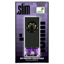 "SLMV-187 Ароматизатор на дефлектор "".SLIM"" вечерняя прохлада"