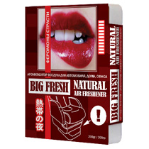 "BF-182 ""BIG FRESH"" Феромоны страсти (200 гр)"
