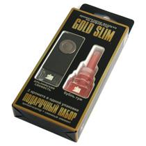 """SMGD-113 """"GOLD SLIM"""" Альпийская свежесть + Бубль гум"""