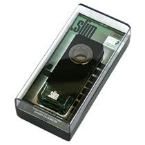 "SLMV-109 Ароматизатор на дефлектор "".SLIM"" изумрудный лед"