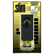 """SLMV-92 Ароматизатор на дефлектор """".SLIM"""" супер ваниль"""