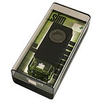"SLMV-56 Ароматизатор на дефлектор "".SLIM"" зеленое яблоко"