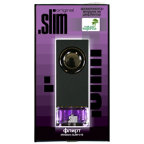 "SLMV-215 Ароматизатор на дефлектор "".SLIM"" флирт"