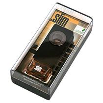 "SLMV-131 Ароматизатор на дефлектор "".SLIM"" сочный апельсин"