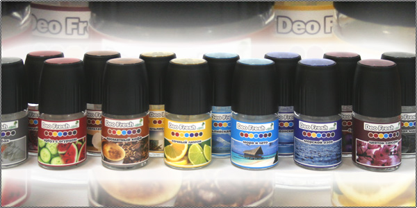 DEO FRESH SPRAY